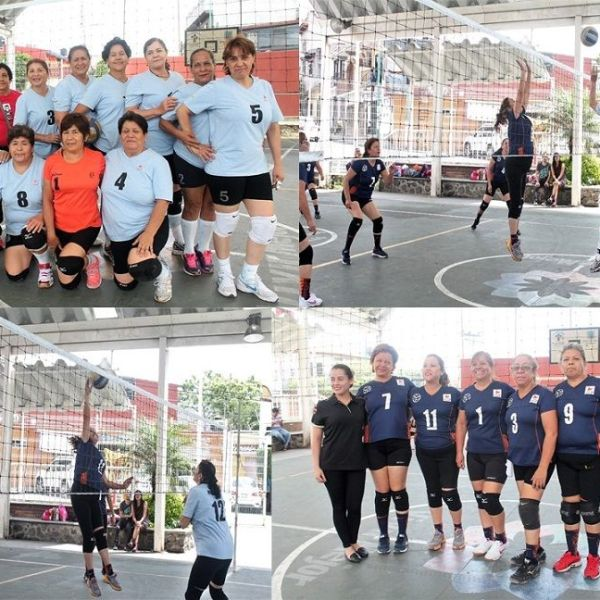 Torneo de Voleibol Femenil