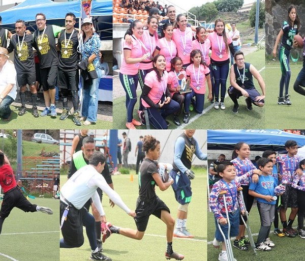 Polideportivo Uno del Campus Norte de Chamilpa
