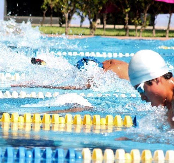 alberca Olímpica del Centro Vacacional IMSS Oaxtepec