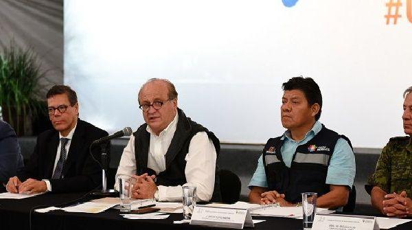 Sesión Ordinaria del Consejo Estatal de Seguridad Pública