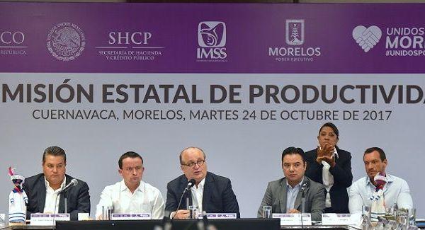 no vale ninguna diferencia política, lo que nos une es sacar adelante a este estado, que es parte de México y parte muy importante