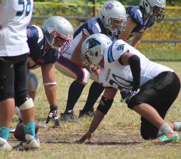 Organización de Futbol Americano del Estado de Morelos (OFAMO), en su edición del 2017