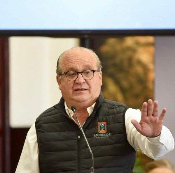 explicó que Gobierno de Morelos aporta el 25 por ciento de los recursos del Fondo de Desastres Naturales (Fonden)