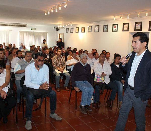 primer Taller de Capacitación para Aspirantes a Candidaturas Independientes