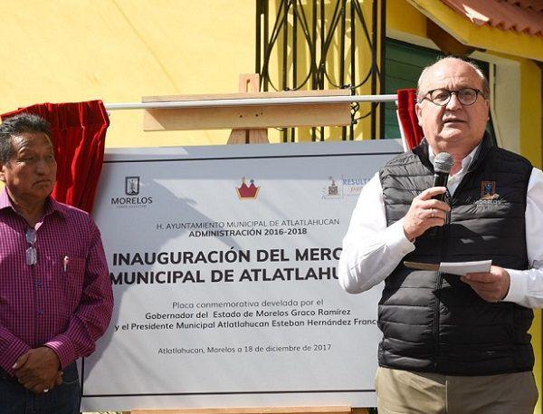 En Morelos se combate y castiga la corrupción: Graco Ramírez