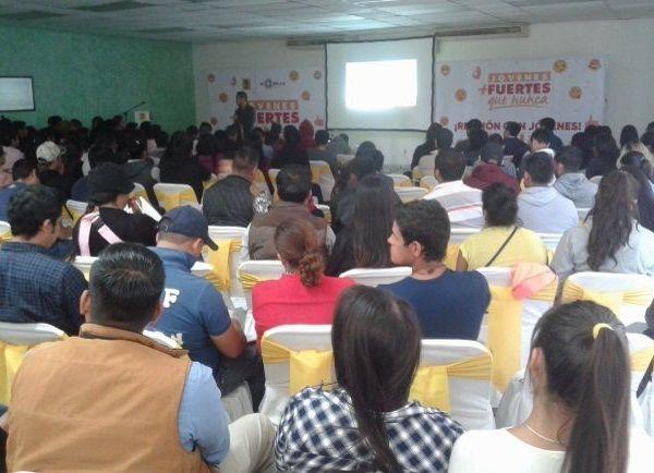 el PRD en Morelos tiene la obligación de destinar el dos por ciento de su presupuesto para promover actividades que fortalezcan su participación