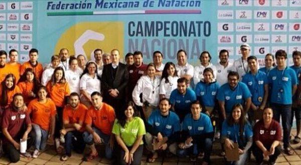 En la justa nacional en Jalisco en el Nacional de Curso Corto 2017