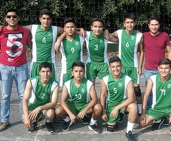 Unidad Deportiva Cuernavaca del IMSS Plan de Ayala