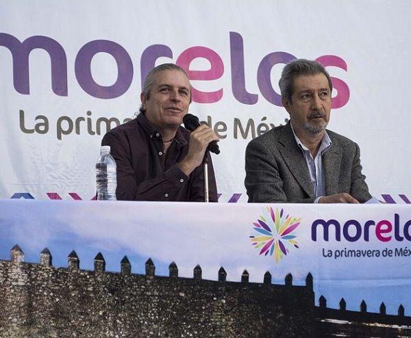 Javier Siqueiros Alatorre, director general del Consejo de Ciencia y Tecnología del Estado de Morelos