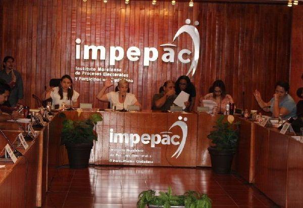 Fidel Demédicis Hidalgo, Jorge Meade Ocaranza, Mario Rojas Alba, Cuauhtémoc Blanco Bravo, Víctor Manuel Caballero Solano, Alejandro Vera Jiménez y Nadia Luz María Lara Chávez
