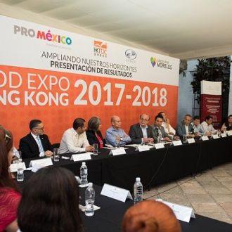 aseguró el gobernador Graco Ramírez durante la presentación de resultados de la delegación de productores