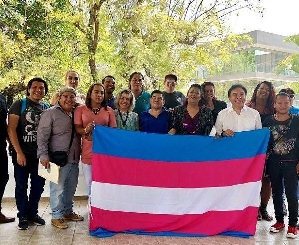 asistieron Jorge Arturo Olivares Brito, presidente de la Comisión de Derechos Humanos de Morelos (CDHM)