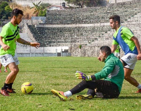 Los Cañeros del Club Atlético Zacatepec comenzaron su preparación en vísperas de las semifinales de la Copa MX, donde recibirán a los Diablos Rojos del Toluca