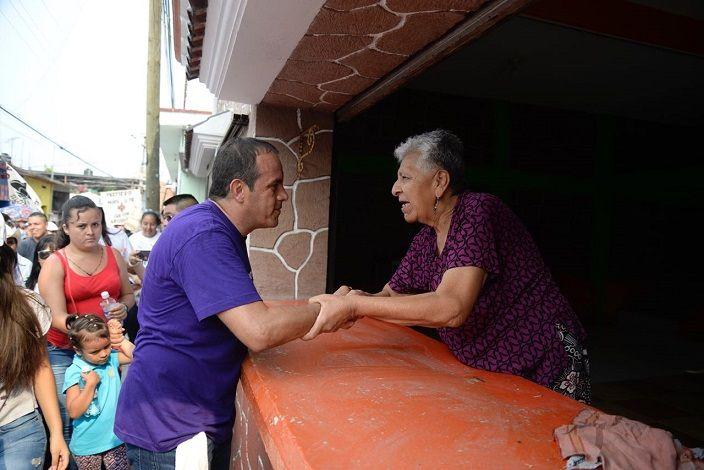 Ahí Blanco Bravo presidió el inicio de campaña de la candidata a la presidencia municipal, Juana Inés Gutiérrez Ramírez. Aseguró que trabajarán de manera coordinada para sacar adelante a Mazatepec