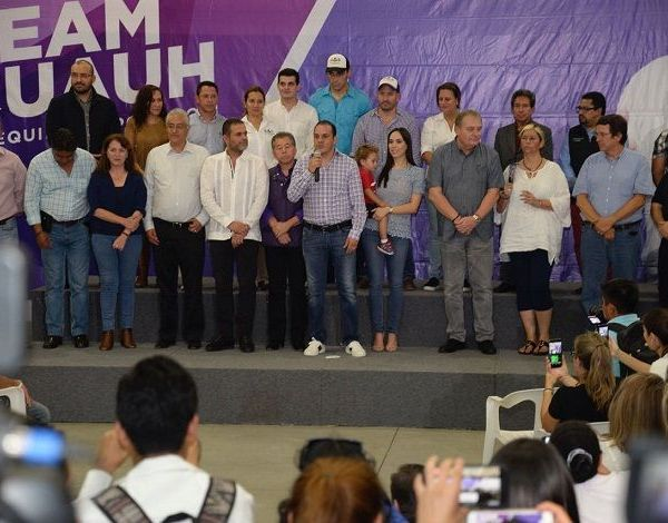 Rodrigo Gayosso se comprometió a seguir trabajando cerca de los ciudadanos para transformar a Morelos; reconoció el apoyo y esfuerzo que realizaron durante los 60 días de la campaña. Dejó en claro que el trabajo por los ciudadanos continuará todos los días ya que seguirá en Morelos, recorriendo sus calles y conociendo a su gente