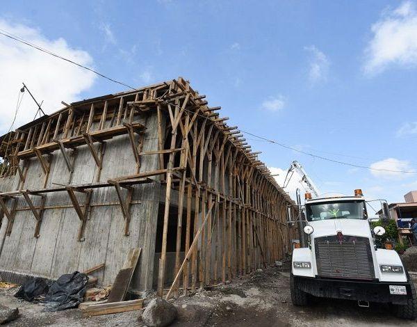 Asimismo, los trabajos de reconstrucción de la Escuela Preparatoria Número 4 de Jojutla, perteneciente a la Universidad Autónoma del Estado de Morelos (UAEM), en donde el avance general es del 60 por ciento