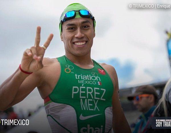En esta competencia sobresalió su trabajo en las pruebas de la natación, ciclismo y carrera, por lo que al final cruzó la meta en el lugar número 26, con un tiempo final en los cronómetros de 01:51:25