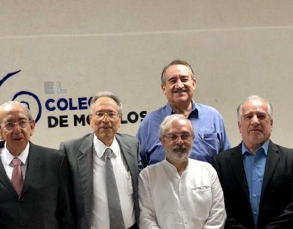 En este sentido, González Ibarra se comprometió a trabajar por el bien de Morelos y del país, así como a elevar el techo cultural del Estado y la calidad académica del Colegio