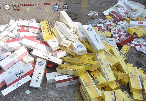 La destrucción se llevó a cabo bajo la supervisión del personal del Órgano Interno de Control de la Institución, de la Agencia de Investigación Criminal y del Ministerio Público Federal