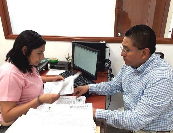 Sambrano Vargas, dijo que los funcionarios deben presentar una declaración inicial los primeros 60 días y al final de su periodo laboral en un periodo similar de 60 días.