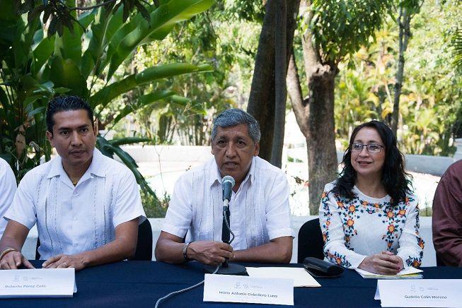 """Mario Caballero Luna, secretario Técnico de la Secretaría de Turismo y Cultura de Morelos (STyC), dio a conocer las actividades a realizar del 7 al 10 de abril, día en que cumplen 100 años del asesinato del """"Caudillo del Sur"""""""