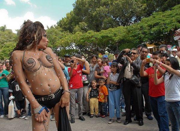 García Luján comunicó que la marcha inicia a las 16:00 horas en el zócalo de Tejalpa y culmina en el zócalo de Jiutepec, donde se tiene considerada la realización de un evento artístico, asimismo se tienen programadas pruebas de VIH y habrá módulos sobre informativos sobre salud sexual