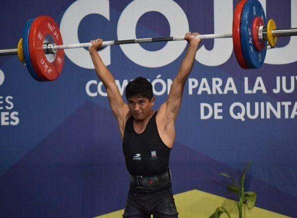 el morelense Erick Iván Sánchez Bautista alcanza los siguientes resultados