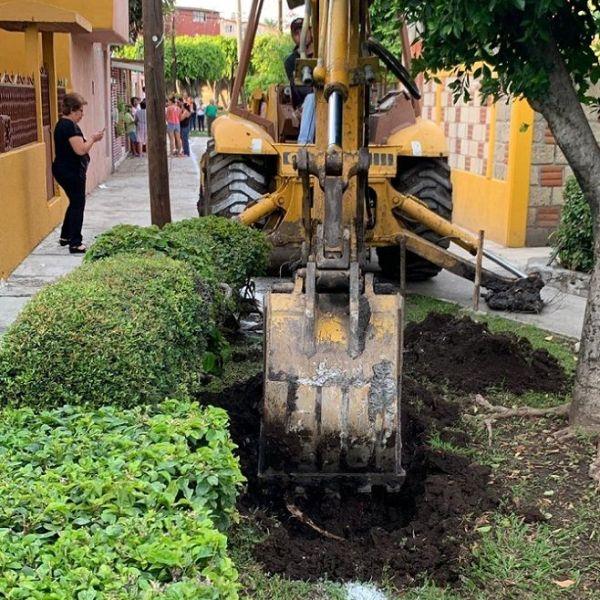 Resaltó que se invertirán de manera tripartita, entre la Federación, Estado y Municipio, la cantidad de cuatro millones de pesos; y quedará terminada este año y para que los vecinos cuenten con la infraestructura adecuada