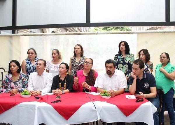 los consejeros electorales Augusto Hernández Abogado, de Tlaxacala, y el morelense José Enrique Pérez Rodríguez, informaron que la idea es defender los temas de grupos vulnerables y no visibilizados en material electoral