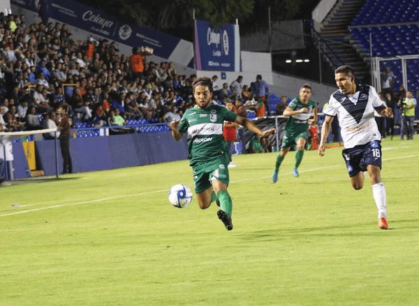 No se había rebasado los primeros cinco minutos del tiempo complementario cuando los Cañeros del Zacatepec sentenciaron el duelo ante los Toros del Atlético Celaya para apuntarse la primera victoria del torneo