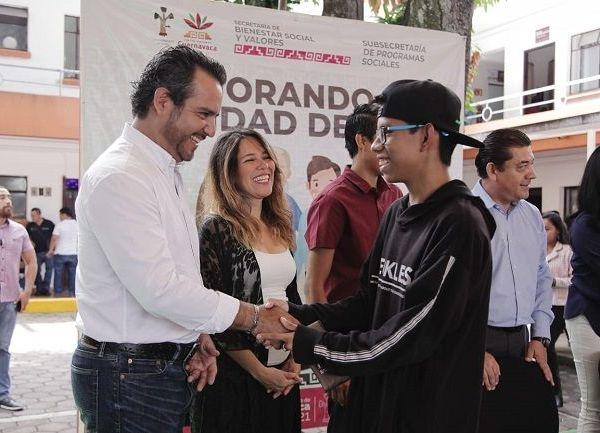 Antonio Villalobos llamó a la solidaridad social para apoyar a las personas que tienen alguna discapacidad para reintegrarlos a las actividades productivas, pero fundamentalmente para mejorar su calidad de vida y dejar de verlos como entes invisibles