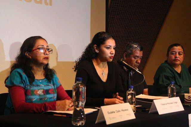 Karla Jaramillo Sánchez, coordinadora de Fomento Cultural de la dependencia, informó que en Morelos existe una gran diversidad lingüística y cultural por lo que se impulsará la recuperación del náhuatl, a través de políticas públicas en beneficio de las comunidades indígenas de la entidad