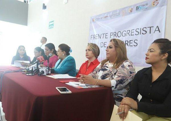Es una provocación y un retroceso democrático excluir a diputadas del Frente Progresista de Mujeres en las negociaciones con Hueyapan