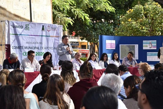 En el evento encabezado por el presidente municipal de Jiutepec, Rafael Reyes Reyes y por el coordinador estatal del Instituto Nacional de Estadística y Geografía (INEGI) Morelos, Ricardo Torres Carreto, se destacó la importancia que tiene para el gobierno municipal contar con información estadística y geográfica para la toma de decisiones
