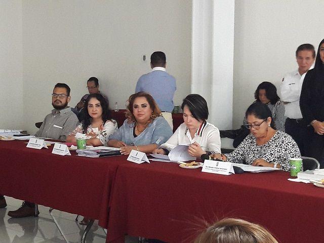 Las legisladoras e integrantes del Frente Progresista de Mujeres entregaron al secretario de Hacienda, Alejandro Villareal Gasca, dichas propuestas dentro de la reunión de trabajo para detallar el Paquete Económico para el ejercicio fiscal del año 2020, enviado por el Ejecutivo al Legislativo