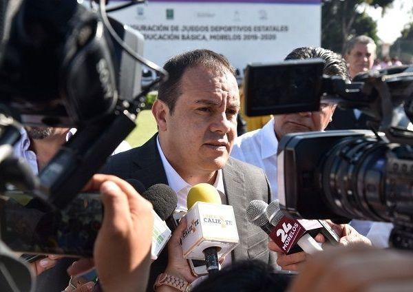 En entrevista indicó que la administración que encabeza mantiene las puertas abiertas y la apertura al diálogo con el alcalde Antonio Villalobos Adán, tal y como lo ha hecho con el resto de los municipios de la entidad