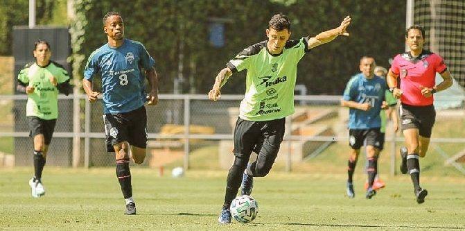Fue su estrella, el peruano Raúl Ruidíaz quien abrió el marcador al minuto 14. El ofensivo, campeón de goleo en la MLS, sacó un disparo de media distancia que al portero Alejandro Duarte le fue imposible atajar