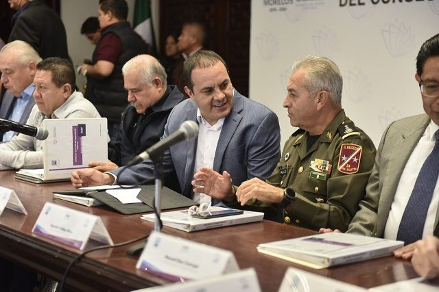 Durante la sesión de este día, también se aprobó la integración de los representantes del sector empresarial, Ángel Adame Jiménez, Antonio Sánchez Purón e Iván Elizondo Cortina, como Consejeros Ciudadanos del Consejo Estatal de Seguridad Pública