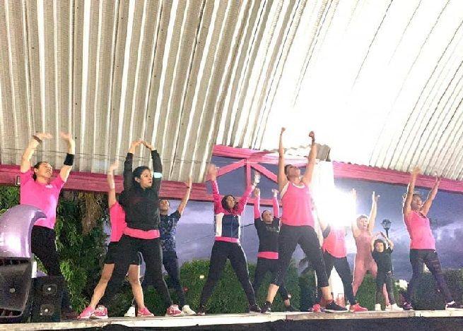 El día 14 será Activación Física Masiva para Adultos Mayores a partir de las 09:00 horas en las instalaciones del Parque Ecológico Tlaltenango