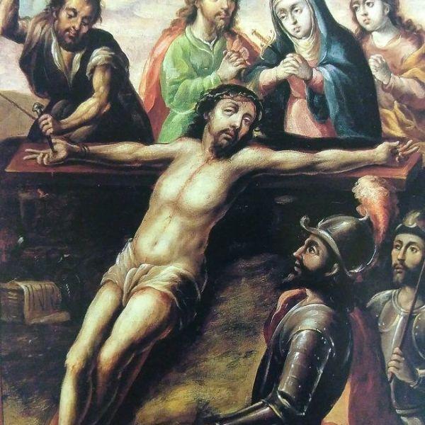Este miércoles con una procesión darán inicio a la novena del V Viernes Santo