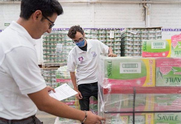La Empresa se suma al Sistema y refuerza el apoyo brindado a las familias vulnerables del estado en el periodo de contingencia