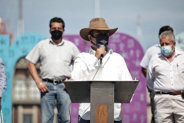 """""""Quiero mucho a mi instituto político, pero más quiero a Morelos"""", indicó al explicar que los morelenses en momentos difíciles por la pandemia sanitaria, provocada por el Covid-19, requieren que sus autoridades vean como una prioridad la salud, la vida y luego la economía"""