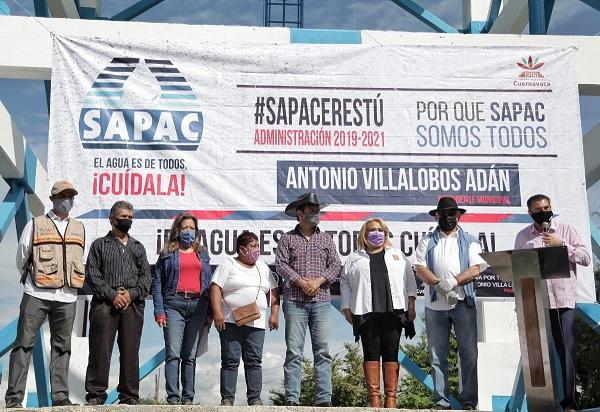 En el acto de firma de convenio, estuvieron presentes el secretario de Desarrollo Urbano y Obras Públicas, Kanek Zagal, el regidor César Salgado Castañeda, así como la diputada Tania Valentina Rodríguez Ruiz, coordinadora del Grupo Parlamentario del PT en el Congreso del Estado de Morelos