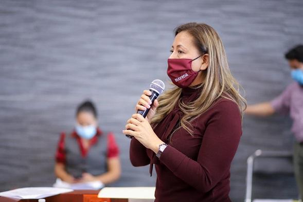 La legisladora afirmó que el cáncer de mamá es un problema de salud pública que requiere una atención prioritaria, digna y completa. Sin embargo, sostuvo que en Morelos se ha minimizado a tal punto de estar contemplado en un solo renglón del capítulo de salud reproductiva de la Ley de Salud del Estado