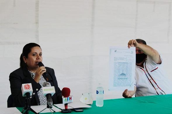 Este nuevo 'suceso', confirma la campaña de hostigamiento que la Fiscalía Especializada de Combate a la Corrupción viene implementando en contra del órgano encargado de la fiscalización de los recursos públicos en Morelos, denunció la implicada
