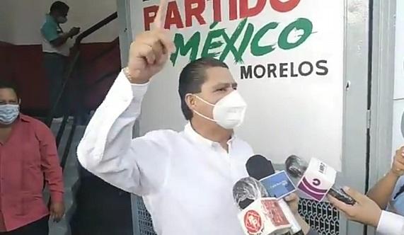 """Se declaró ciento por ciento """"guayabo"""" y afirmó que conoce a la perfección las necesidades de la ciudadanía que habita en la capital del estado"""