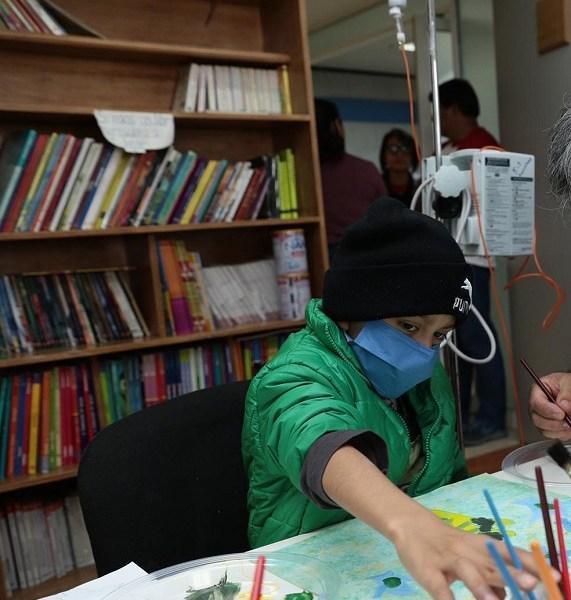 el Director General, Luis Antonio Ramírez Pineda, instruyó fortalecer las acciones de detección temprana, debido a que la probabilidad de sobrevida aumente si los pacientes se someten a tratamiento desde las primeras fases de la enfermedad