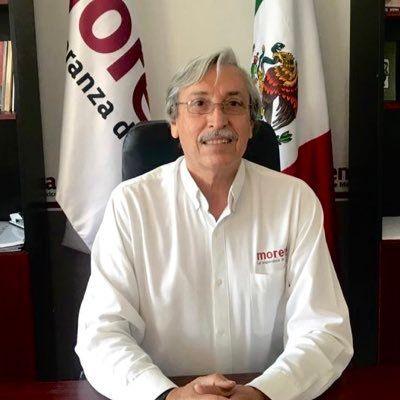 Gerardo Albarrán, dirigente de Morena en Morelos
