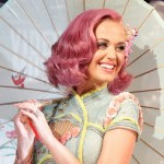 Katy Perry's VMA winning hairstyle by Frederic Fek...