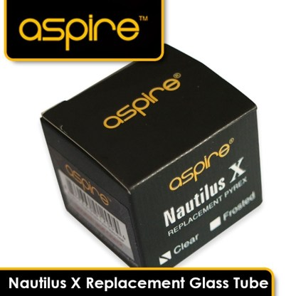 Aspire® Nautilus X™ Replacement Glass